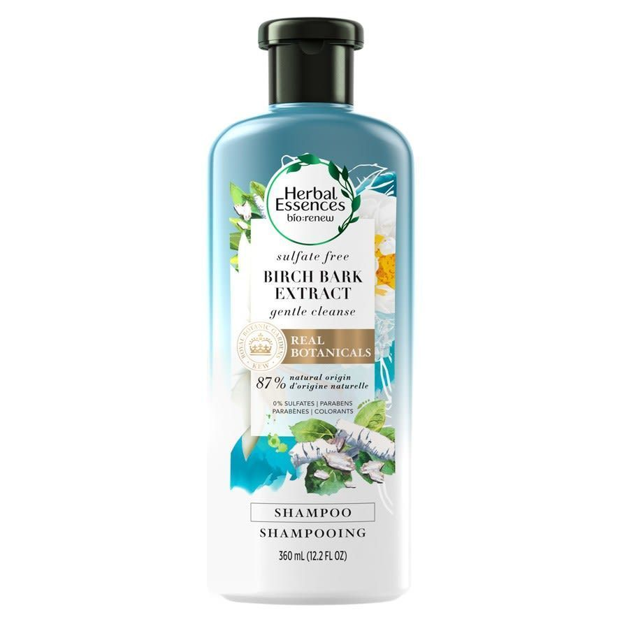 bio:renew gentle color protection birch bark extract sulfate free shampoo