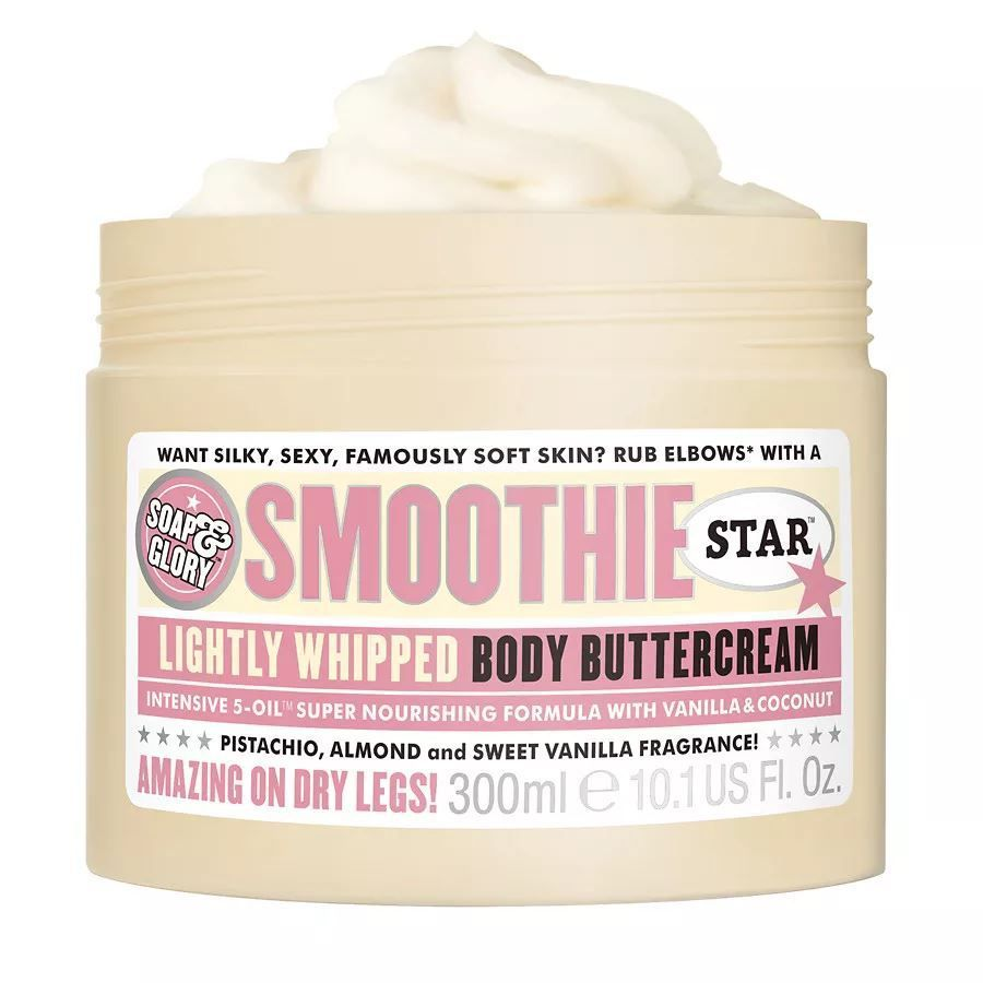 Smoothie Star Lightly Whipped Body Buttercream