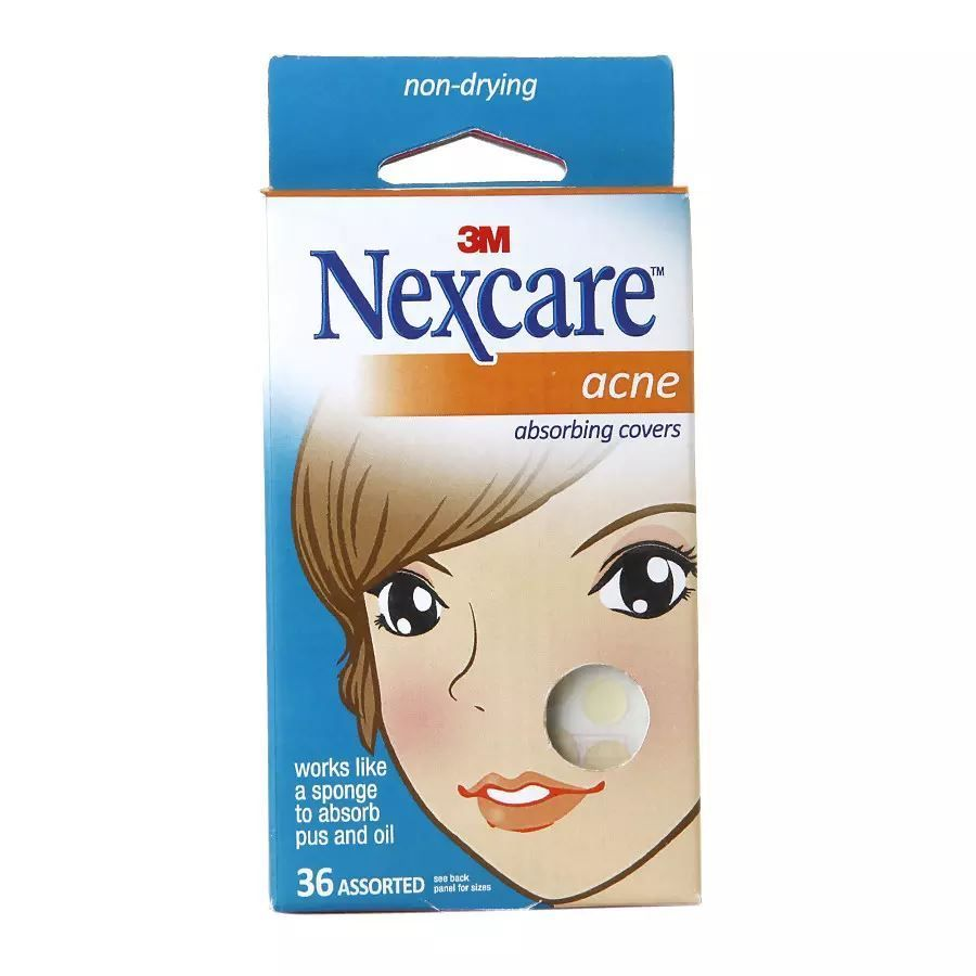 Acne Absorbing Cover