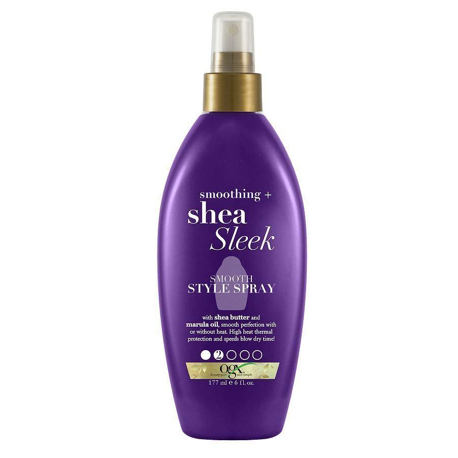 Smoothing + Shea Sleek Smooth Style Spray