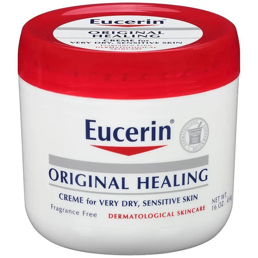 Dry Skin Therapy Original Healing Soothing Repair Creme