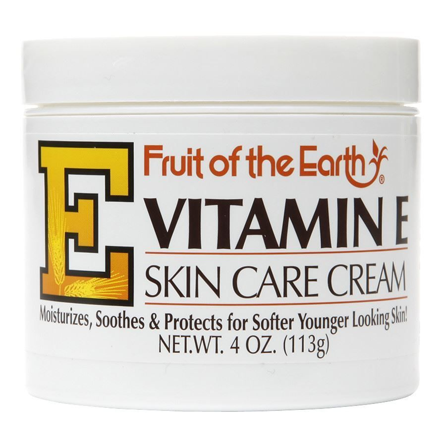 Vitamin E Skin Care Cream