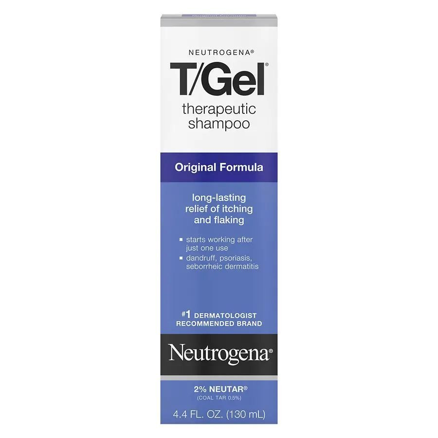 T/Gel Therapeutic Shampoo - Original Formula