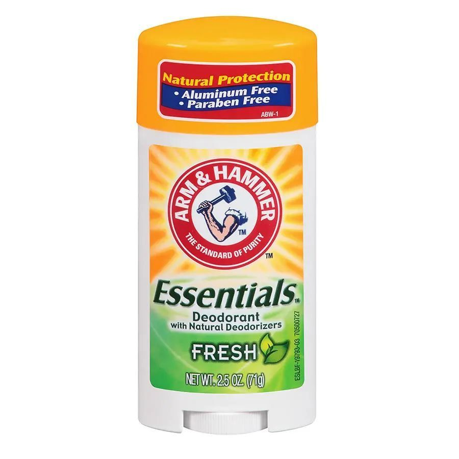 Essentials Natural Deodorant