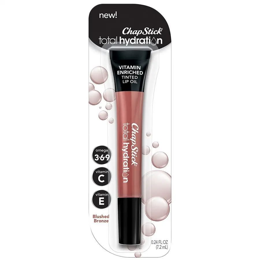 Total Hydration Vitamin Enriched Tinted Lip Oil