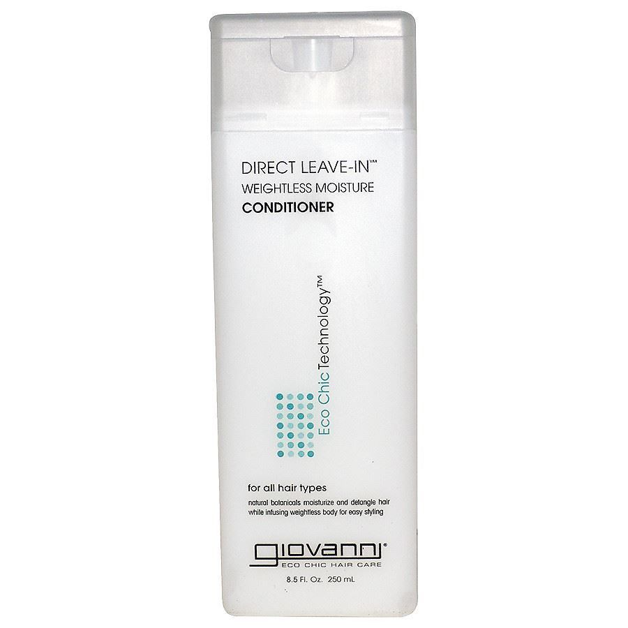 Direct Leave-In Weightless Moisture Conditioner