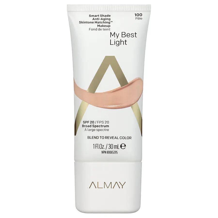 Smart Shade Anti-Aging Skintone Matching Makeup SPF 20