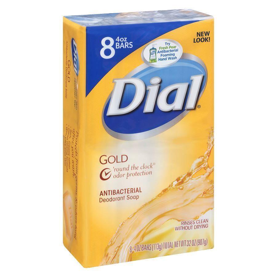 Antibacterial Deodorant Soap