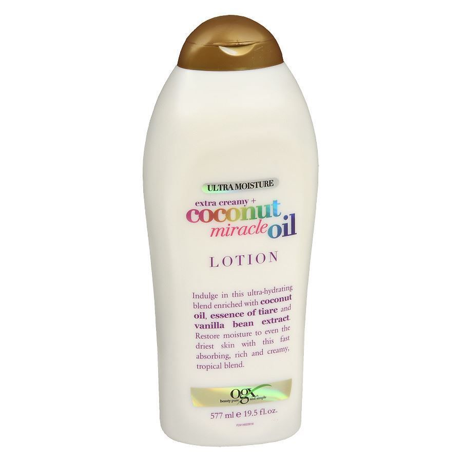Ultra Moisture Coconut Miracle Oil Lotion