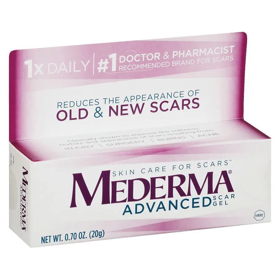 Mederma Advanced Scar Gel Reviews Photos Ingredients Makeupalley