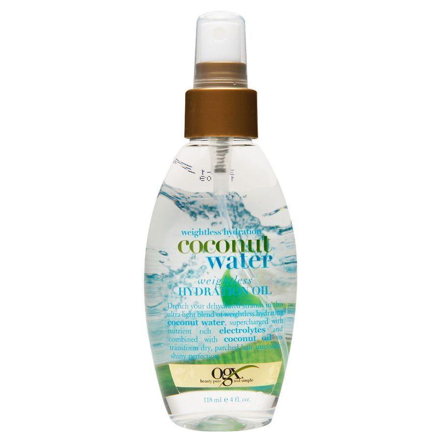 Coconut Water Weighless Hydration Oil