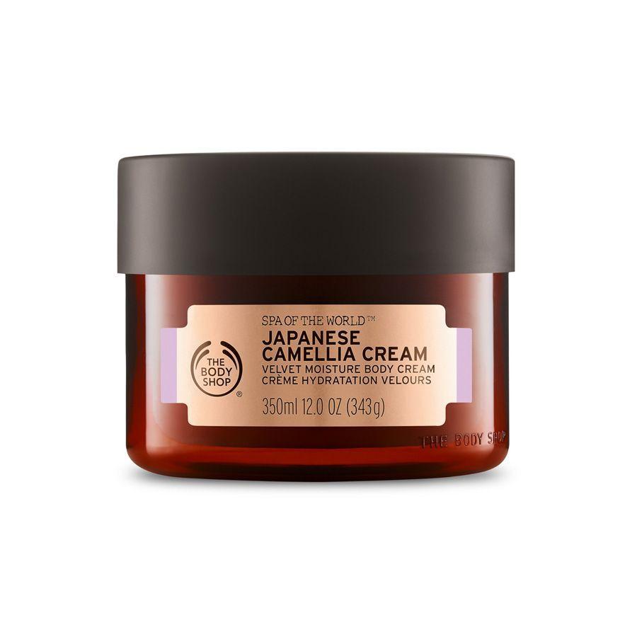 Spa of the World - Japanese Camellia Cream
