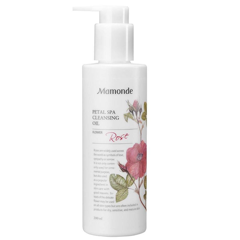 Petal Spa (Rose) Oil to Foam Cleanser