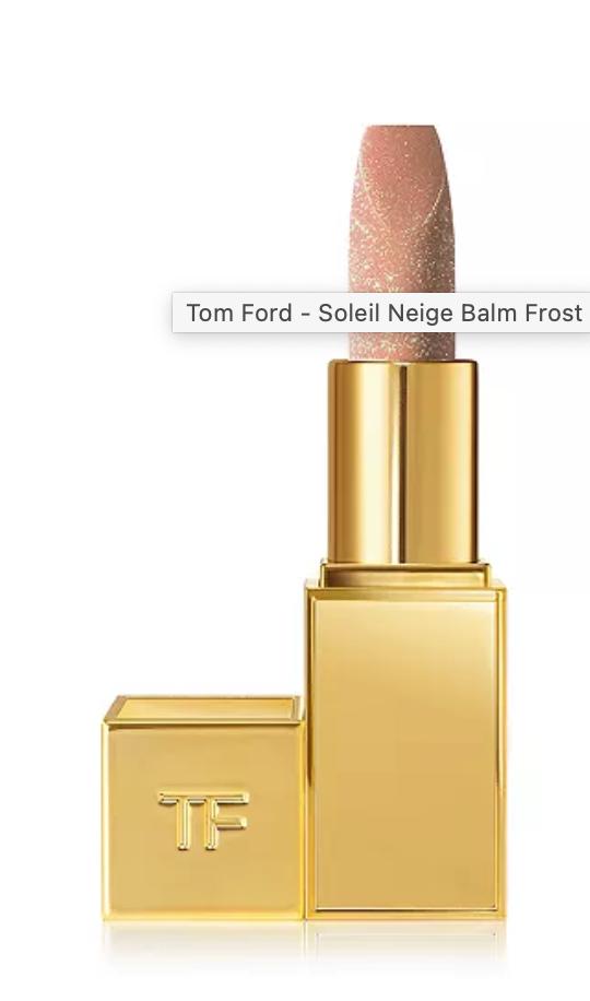 Soleil Balm Frost Lip Balm