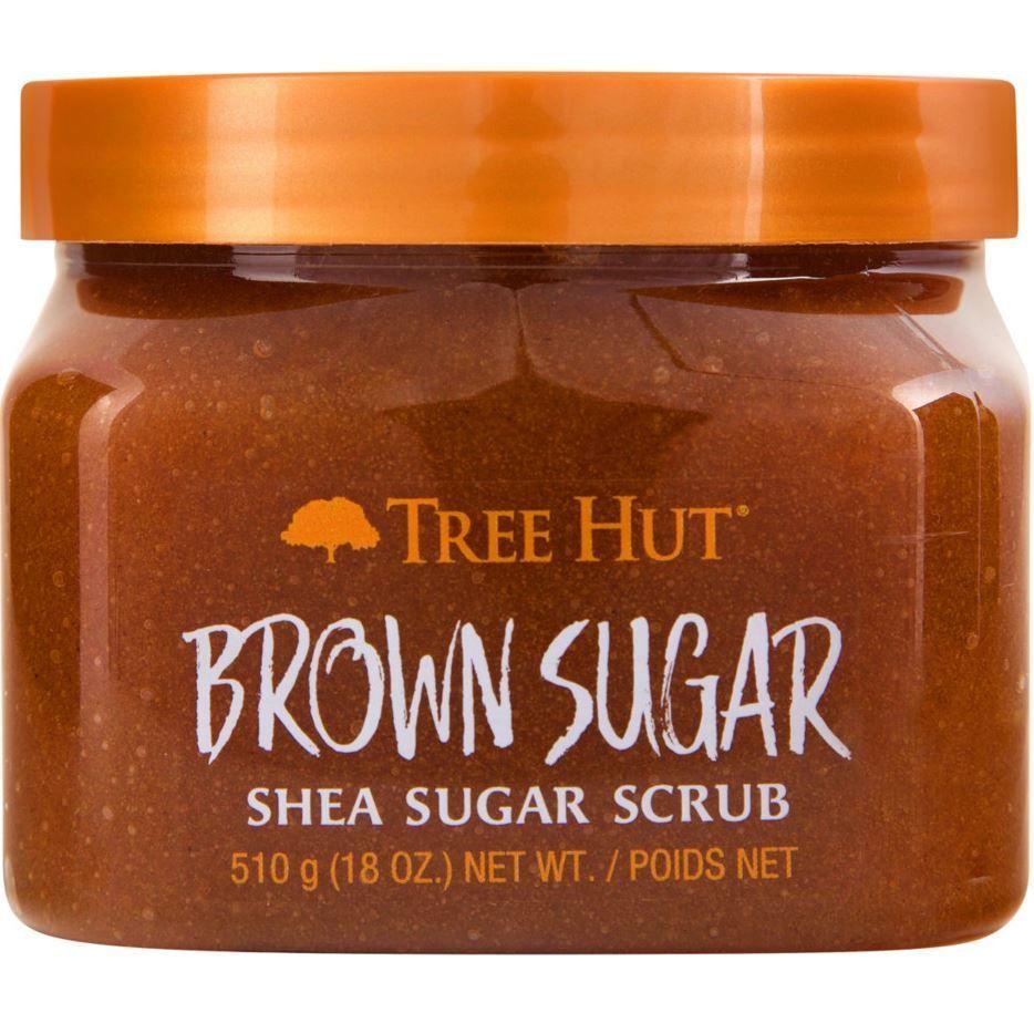 Brown Sugar Shea Sugar Scrub