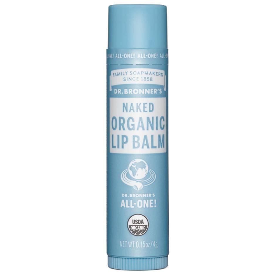 Organic Lip Balm - Naked