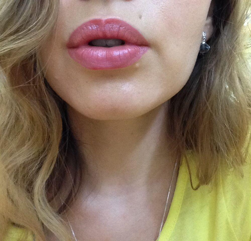 Super Lustrous Shine - Kissable Pink 805