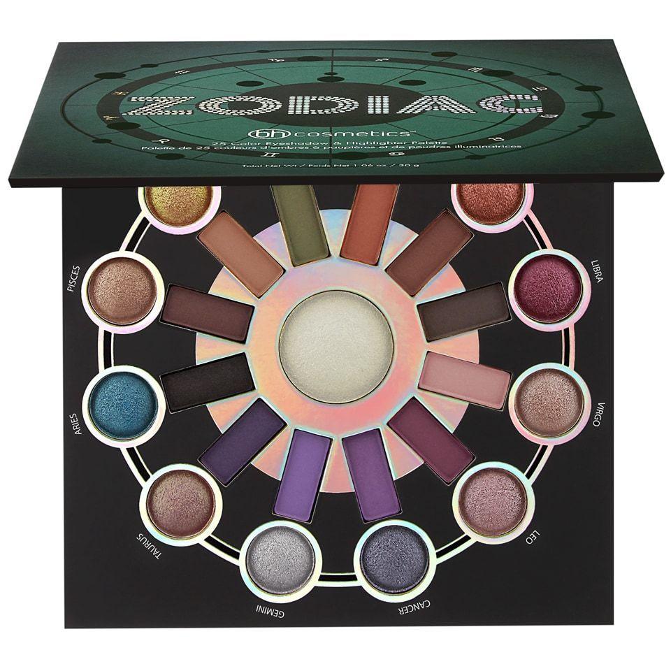 Zodiac 25 Color Eyeshadow & Highlighter Palette