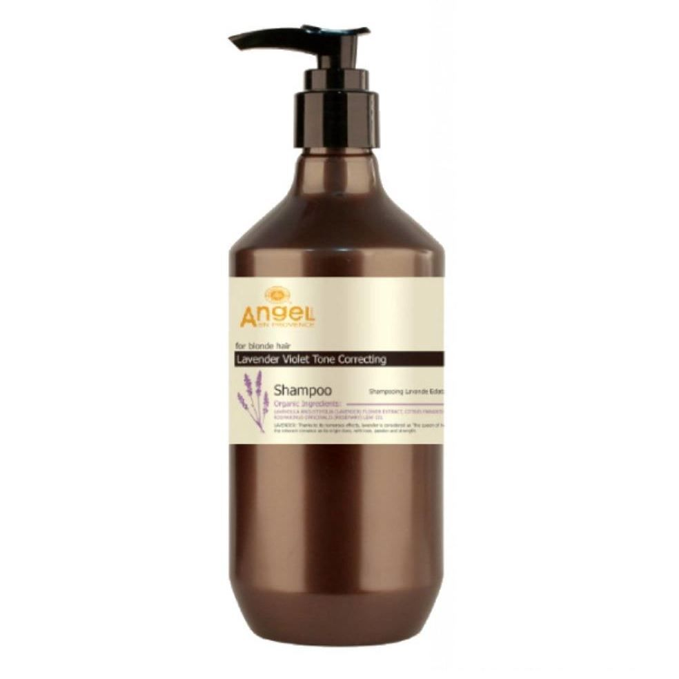 Angel en Provence - Violet Tone Correcting Shampoo (For Blonde Hair)
